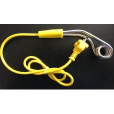 Кипятильник HJ-138  (0,5кВт,жёлтый)