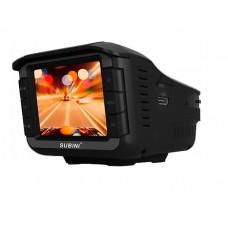 Радар-детектор/видеорегистратор/GPS-информатор SUBINI GR-H9 PLUS