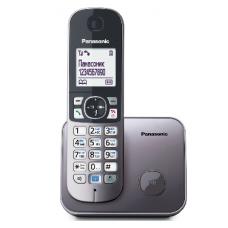 Радиотелефон PANASONIC KX-TG 6811 RUM