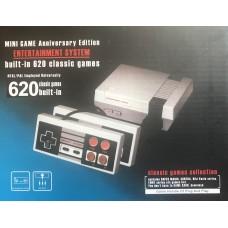 Игровая приставка DENDY-620 ( 2 джойстика,620 игр)