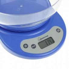 Весы кухонные HOMESTAR HS-3001(голубые)
