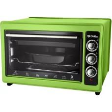 Жарочный шкаф DELTA D-0123 (37л, зелёный)