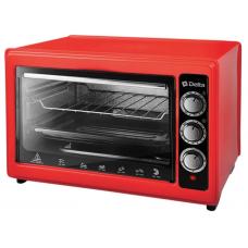 Жарочный шкаф DELTA D-0123 (37л, красный)