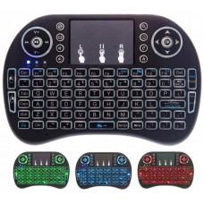 Клавиатура SMART TV I8 Backlit P839 (Bluetooth,с подсветкой)