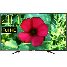 """Телевизор LED 40"""" HARTENS HTV-40F01-T2C/B"""