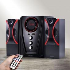 Мультимедийная акустическая система 2.1 GINZZU GM-407 (40Вт,Bluetooth)