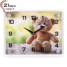 Часы 21ВЕК 2026-1018 Мишка