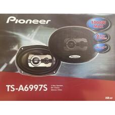 Автоколонки PIONEER TS-A6997S (6*9,1000Вт)