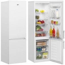 Холодильник BEKO CSKR 5310M20W (184см,310л)