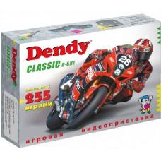 Игровая приставка DENDY CLASSIC  (255игр)