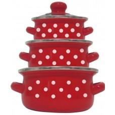 Набор посуды KELLI KL-4169 (6 предметов )
