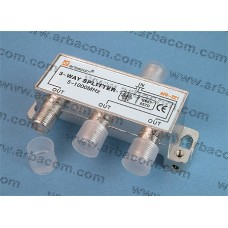 Делитель ТВ сигнала ARBACOM APA-221 ( на 3ТВ)