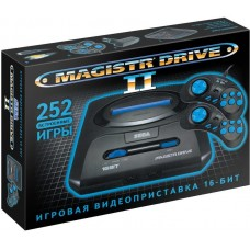 Игровая приставка MAGISTR DRIVE-2 Lit (252игр, SEGA)