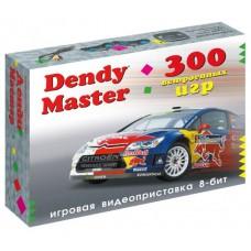 Игровая приставка DENDY MASTER-300 (300игр)