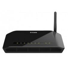 Wi-Fi роутер/ADSL-модем D-LINK DSL-2640U (450Мбит/с)