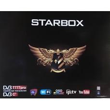 Цифровая приставка STARBOX DVB T777pro (DVB-T2/C, WI-FI, USB, метал корпус,инструкция)