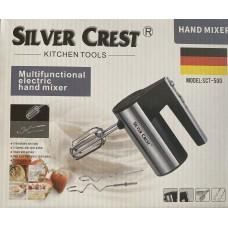 Миксер SILVER CREST SCT-500  (500Вт,TURBO)