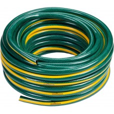 Шланг армированный  PARK  (3/4 дюйма, 20м,усиленный,зелёный с жёлтой полосой)