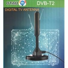 Антенна комнатная  OTAU DVB на магните