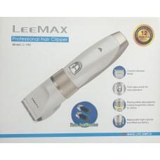 Машинка д/стрижки LeeMax L-155 (проф,2 аккум)