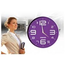 Часы  CENTEK CT-7101 (30см)