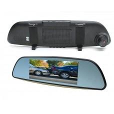 "Видеорегистратор-зеркало CM-T786L (2 камеры,FULL HD,Touch Screen,экран 7"")"