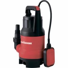 Насос дренажный KRONWERK KP450 для грязной воды