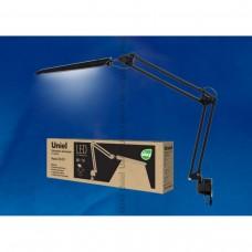 Лампа настольная LED UNIEL 10608 TLD-524 чёрная