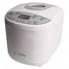 Хлебопечка DELTA DL-8009B ( 650 Вт, 0,9 кг, 19 программ)