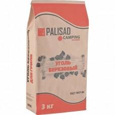 Уголь PALISAD (3кг, берёзовый)