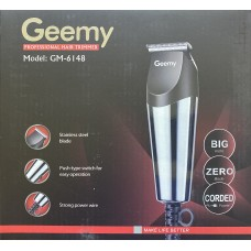 Машинка д/стрижки GEEMY GM-6148 (проводная,проф,компакт)