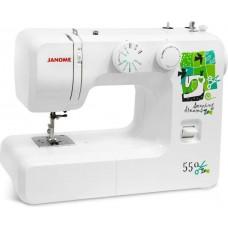 Швейная машина JANOME 550 ( 15 операций)