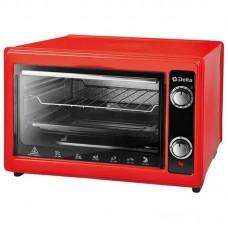 Жарочный шкаф DELTA D-0122 (37л, красный)