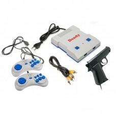 Игровая приставка DENDY JUNIOR+световой пистолет(300 игр)
