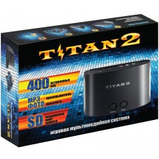 Игровая приставка MAGISTR TITAN-2 (400игр, Dandy/Sega)