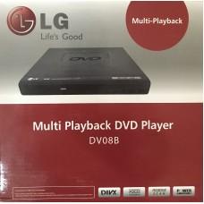 DVD-проигрыватель LG DV08B