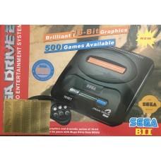 Игровая приставка SEGA MegaDrive-2 (368 игр)