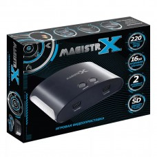 Игровая приставка MAGISTR X (220игр, Dendy/Sega)