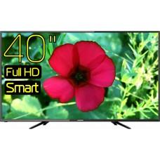 """Телевизор LED 40"""" HARTENS HTV-40F01-T2C/A4/B-SMART"""