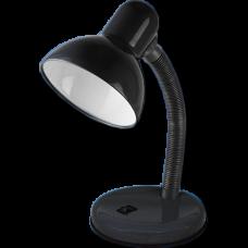 Лампа настольная UNIEL 02162 TLI-204 чёрная