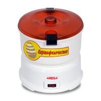 Картофелечистка Aresa AR-1501 (85 Вт, до 2 кг за 1 раз, время чистки до 4 минут)